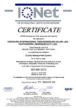 IQNET ISO 9001/2015